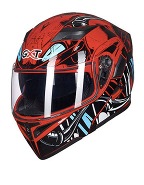 Casco Integral/Certificación Dot,XL:60cm~62cm